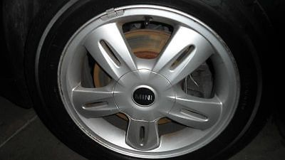 <em>WHEEL</em> 15X5 ALLOY 5-SPOKE FITS 02-09 MINI COOPER 3398060
