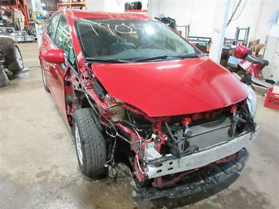 FRONT PASSENGER SEAT BELT & RETRACTOR ONLY Prius 2010 10 1018684