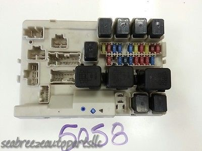 2006 06 NISSAN 350Z FUSE BOX FUSEBOX CONTROL MODULE UNIT