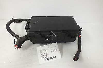 03 04 05 06 07 08 09 10 FORD CROWN VICTORIA ENGINE COMPARTMENT FUSE BOX #27A