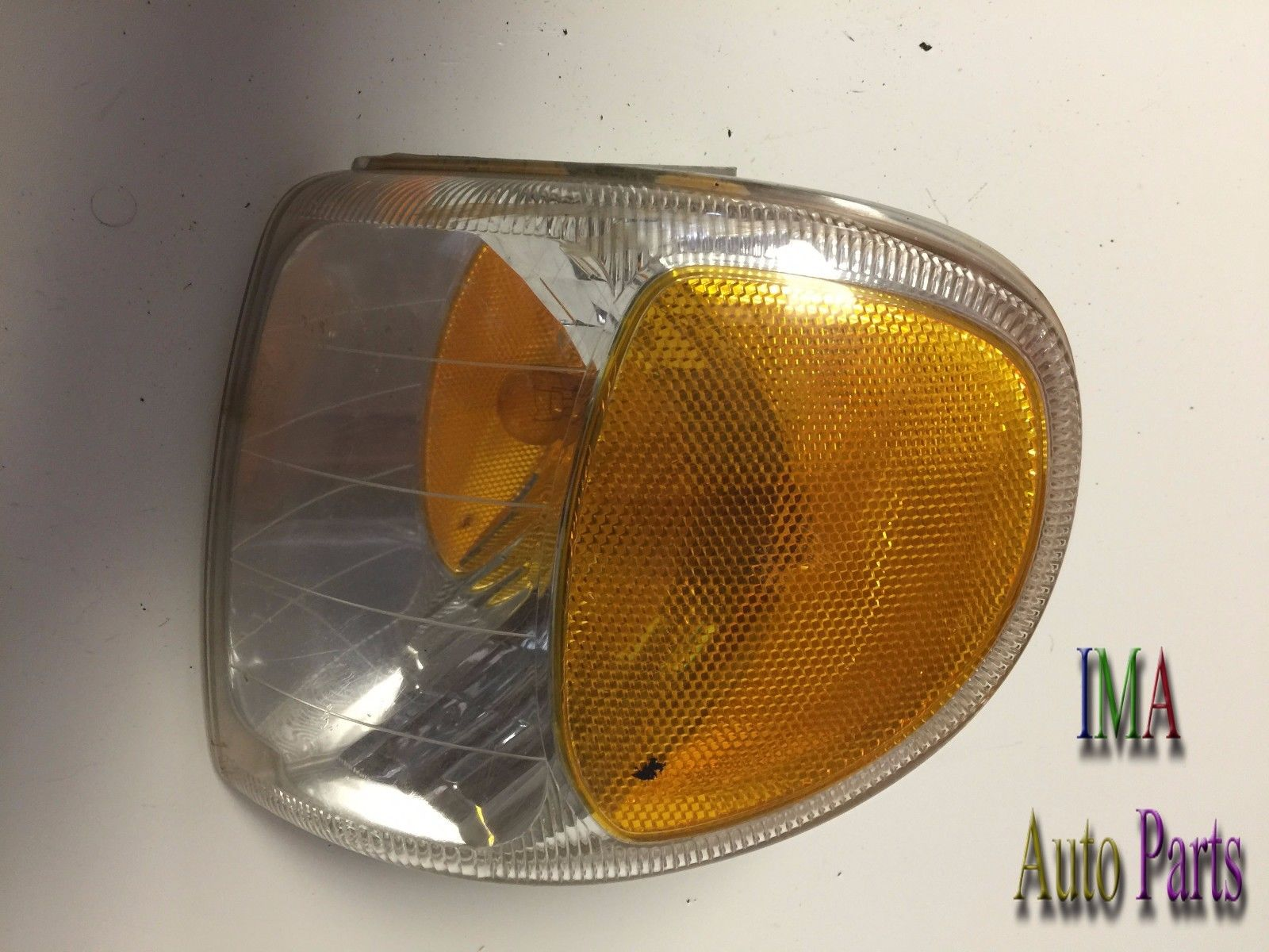 2000 <em>MERCURY</em> MOUNTAINEER FRONT LEFT TURN SIGNAL LIGHT CORNER LAMP OEM