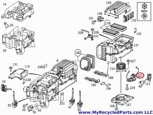 ford escape parts used