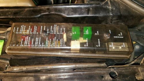 saab 900 turbo convertible fuse box cover all fuses 1992 Saab 900 Turbo Convertible 70231538 d148 4cd8 ab60 6da305b07c7c