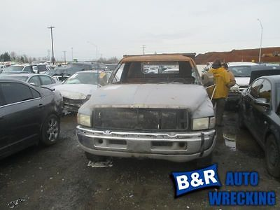 94 95 DODGE RAM 2500 PICKUP TURBO/SUPERCHARGER 8647079