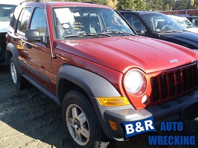 06 07 JEEP LIBERTY BRAKE MASTER CYL LHD 8313168 8313168