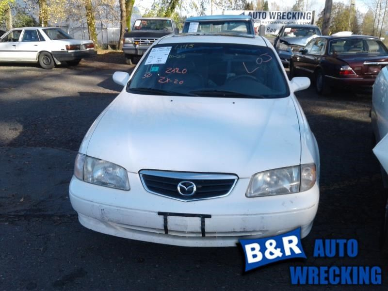 ANTI-LOCK BRAKE PART W/TRACTION CONTROL FITS 98-02 MAZDA 626 9851266 545-50590 9851266