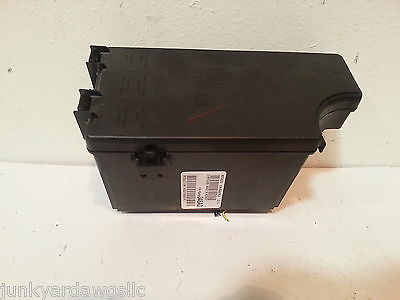 2011 2012 chrysler 200 bcm fuse relay box block panel used ... fuse box in chrysler 200 fuse box on chrysler 200 #1