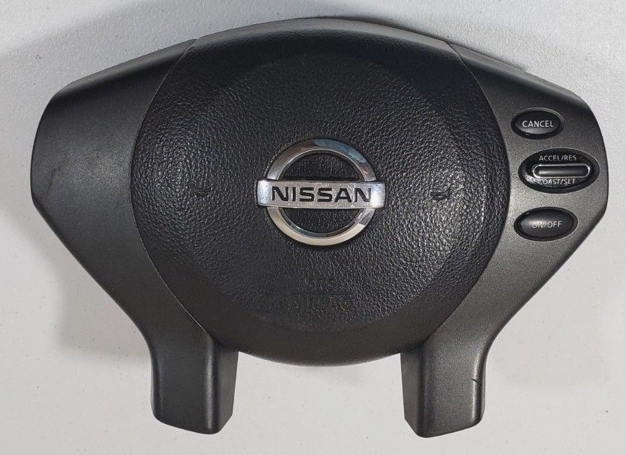 Nissan Altima Driver Wheel Air Bag OEM 2007 2008 2009 2010 2011 2012 Does Not Apply