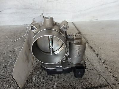 2013 DODGE DART 2.0L THROTTLE BODY VALVE 42K