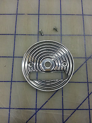 1953 1954 Chevrolet Bel Air Speedometer stainless inner plate