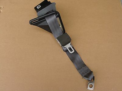 98-99 Camaro Z28 Firebird Trans Am WS6 Rear Seat Belt Retractor Medium Gray RH