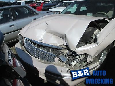 98 99 DEVILLE AUTOMATIC TRANSMISSION FWD 8-279 4.6L VIN <em>Y</em> 8TH DIGIT 8635831