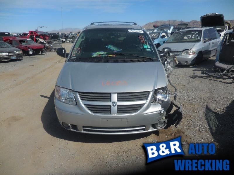 05 06 07 CARAVAN STEERING GEAR/RACK POWER RACK AND PINION 3.3L AND 3.8L 7446331 551-02134 7446331