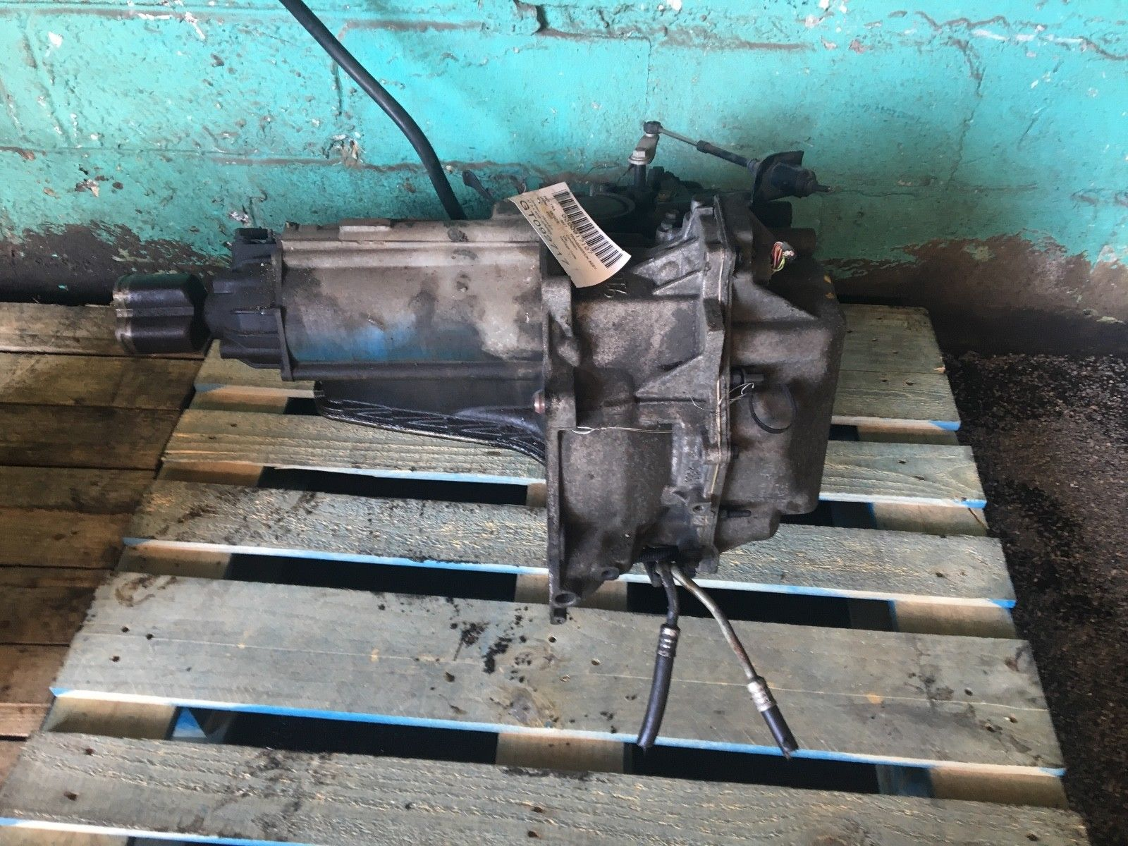 Transmission Assy. CHEVY MONTE CARLO 00