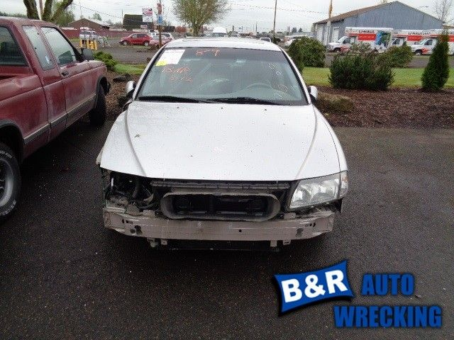 99 00 01 VOLVO S80 L. TURBO/SUPERCHARGER SIDE 7479920