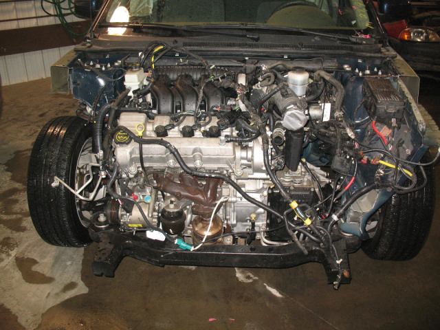 2005 Ford Five Hundred Computer Module Location