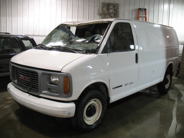 1999 gmc savana 3500 van automatic transmission 19965252. Black Bedroom Furniture Sets. Home Design Ideas
