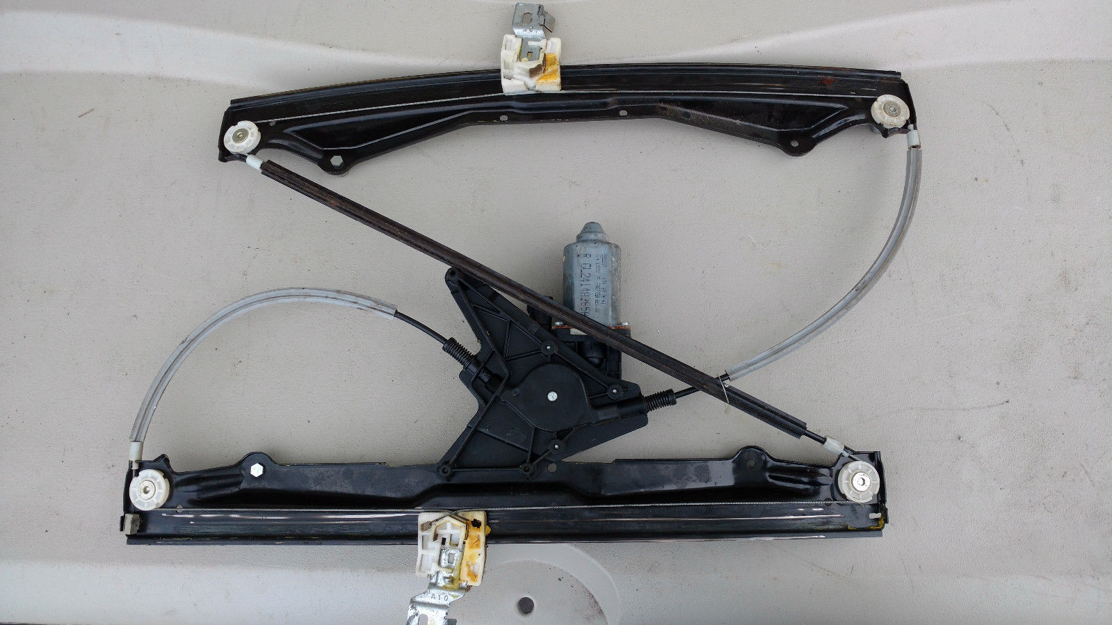 Power Window Regulator and Motor Ford Explorer Front Right 2002 - 2008