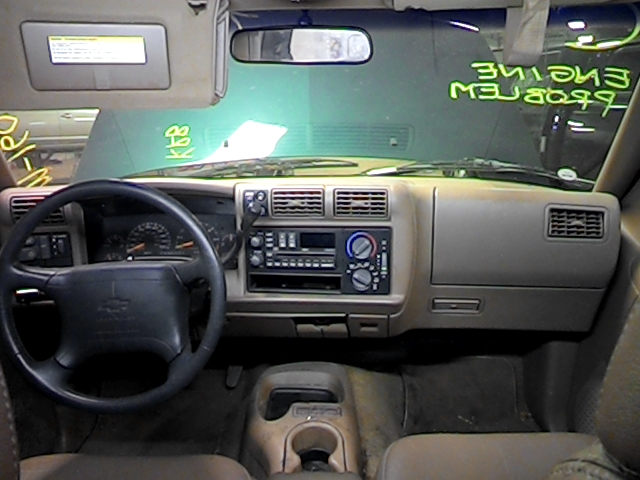 1996 chevy s10 blazer interior rear view mirror 5 96 lt. Black Bedroom Furniture Sets. Home Design Ideas