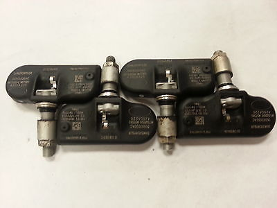 2006 2007 DODGE CHARGER USED <em>TIRE</em> <em>PRESSURE</em> <em>SENSOR</em> OEM SET OF 4 TPMS 56053030AC