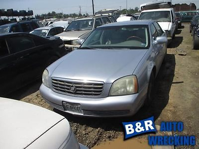 04 05 DEVILLE AUTOMATIC TRANSMISSION FWD 4.6L VIN <em>Y</em> 8TH DIGIT ID 4AAN 9210592