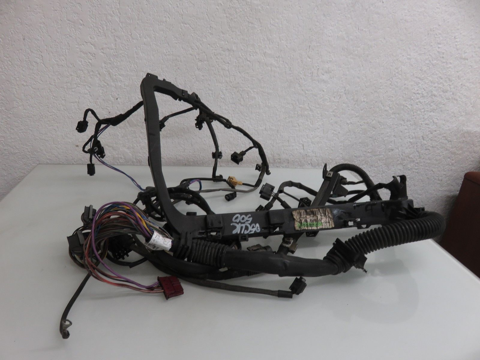 Engine Wiring Harness 4b11 Page 2 1996 Bmw 328i Wire 03 06 Mercedes Benz W209 Clk500 Emengine Em