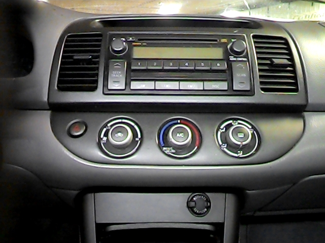 2006 Toyota Camry Radio Trim Dash Bezel 2610152 254to1h06rhjustparts: 2006 Toyota Camry Radio At Elf-jo.com