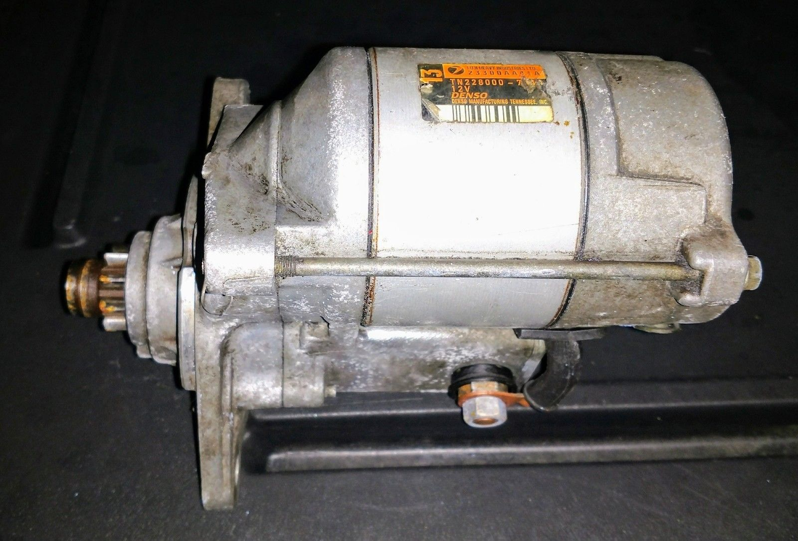 98-2010 Subaru OEM Starter Motor Auto Trans. - Used but Perfect 23300AA40A