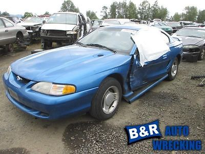 94 95 FORD MUSTANG BRAKE MASTER CYL EXC. COBRA AND PACE CAR 9209960 541-00966 9209960