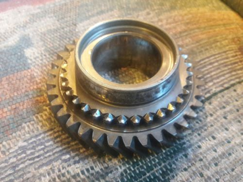 VW MK3 020 DFQ CHE Transmission Output Shaft Change Gear 2nd Second  020311261K