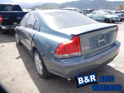 TURBO/SUPERCHARGER 5 CYL FITS 03-04 VOLVO 60 SERIES 9319193 321-53319 9319193