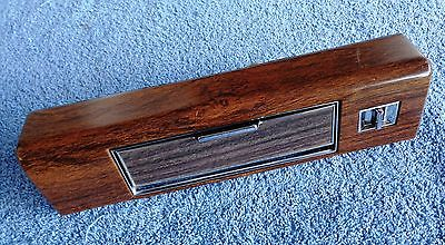 Original 77-79 Electra Limited RIGHT REAR Wood Grain Door Switch Panel Ash Tray