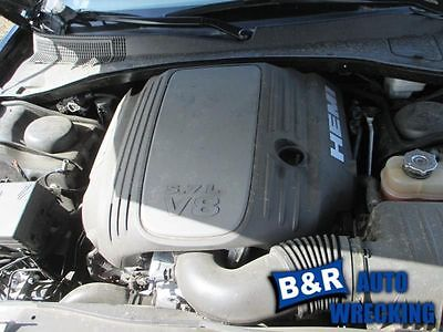 06 07 08 09 10 11 12 13 14 DODGE CHARGER CARRIER ASSEMBLY REAR 5.7L 2.65 RATIO 9043519