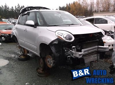 14 15 FIAT 500 TURBO/SUPERCHARGER 1.4L VIN H 8TH DIGIT TURBO 4 DR 8340697 8340697