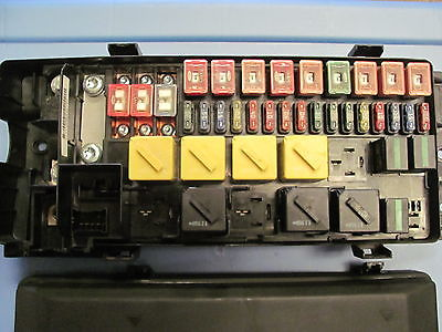 2000 land rover discovery fuse box 2001 land rover discovery fuse box location land rover discovery ii front fuse box yqe 000310 1999 ...