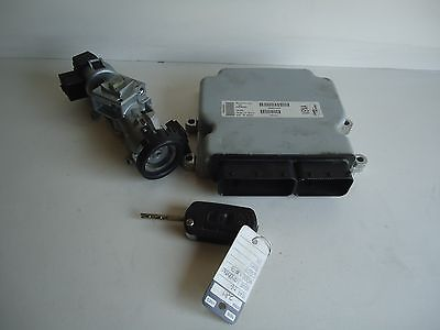 Land Rover LR3 RANGE ROVER SPORT ENGINE COMPUTER ECU IGNITION SWITCH AND KEY OEM