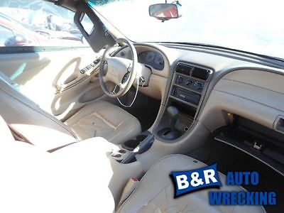 DRIVER FRONT DOOR SWITCH DRIVER'S WINDOWS CONVERTIBLE MASTER FITS MUSTANG 420712 641-00507L 4207127