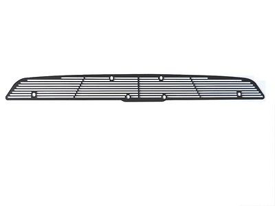 1967-69 CAMARO BLACK ANODIZED COWL INDUCTION REAR HOOD GRILLE