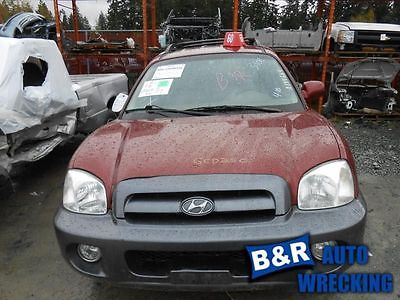 AUTOMATIC TRANSMISSION 3.5L AWD FITS 03-06 SANTA FE 9476499