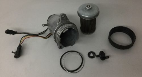 6.5 diesel fuel filter housing oem for chevy 6.5l trucks ... gm diesel fuel filter housing #6