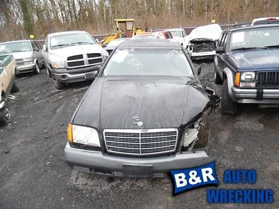 94 95 MERCEDES S500SEL CARRIER ASSEMBLY 140 TYPE S500 AND S600 8896489 8896489