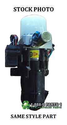 CONVERTIBLE ROOF TOP MOTOR PUMP ASSEMBLY SAAB 9-3 2004-2010 Stk# SB20550