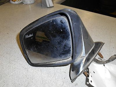 Door Mirror LH 1990-1994 Lincoln Towncar, chrome, power, Int # 200