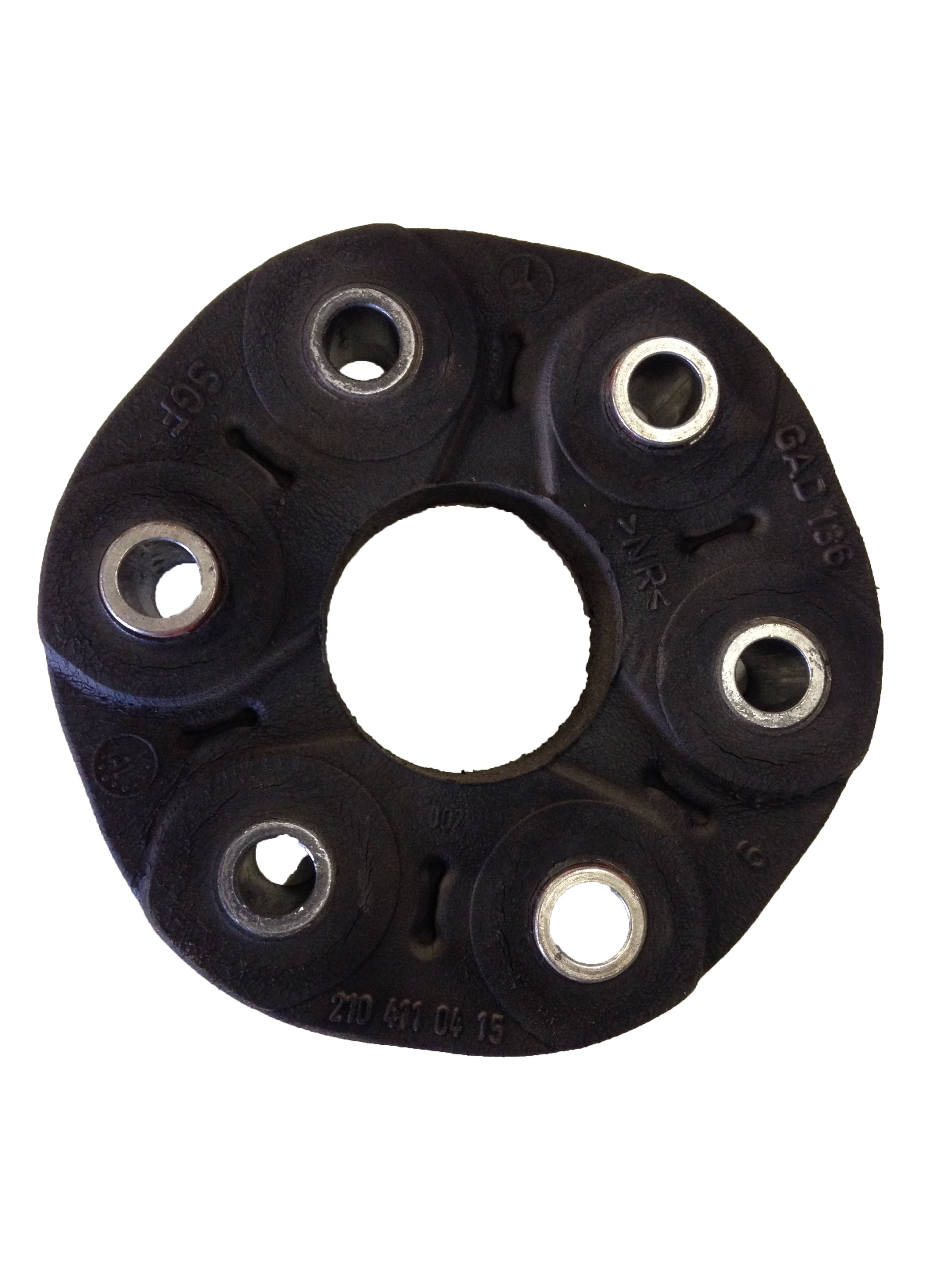 Mercedes benz w203 w211 drive shaft flex disc 2104110415 for Flex disk mercedes benz