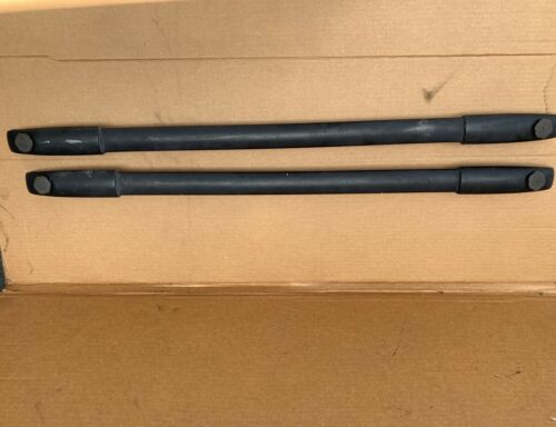 Mercedes W210 Wagon Roof rack cross bars rails OEM E Series Wagon
