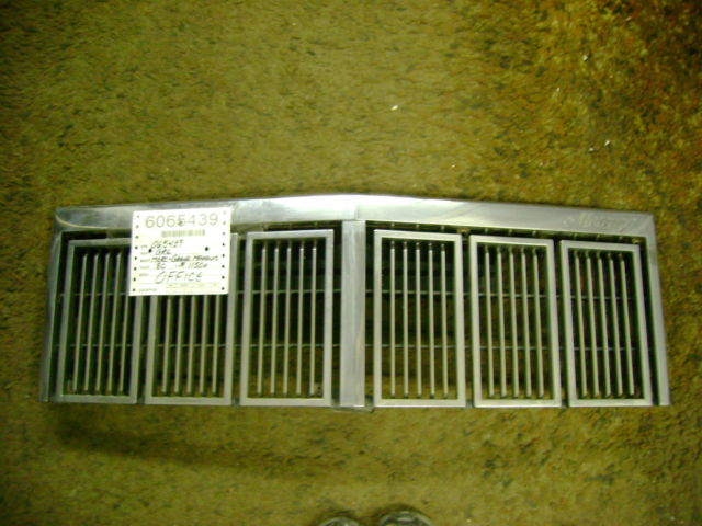 Grille 1979-87 Mercury Grand Marquis interchange #1150A upper