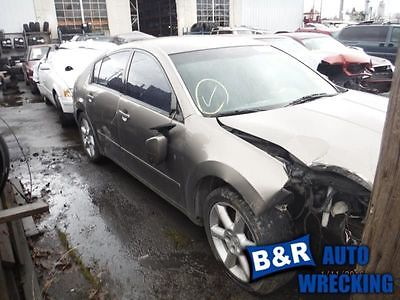 04 05 06 07 08 NISSAN MAXIMA R. FRONT DOOR GLASS 8680003 277-59078R 8680003