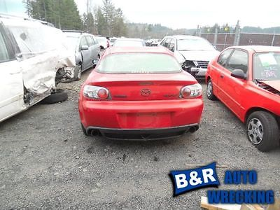 06 07 08 09 10 MAZDA RX-8 POWER BRAKE BOOSTER FROM 06/02/05 8519536 8519536