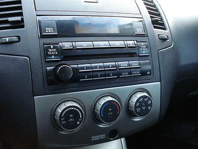 Radio/Stereo for 05 06 NISSAN ALTIMA ~ RECVR AM-FM-STEREO-SINGLE CD STD VOLUME C