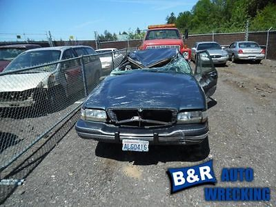 STEERING GEAR/RACK POWER RACK AND PINION FITS 86-95 EIGHTY EIGHT 9372829